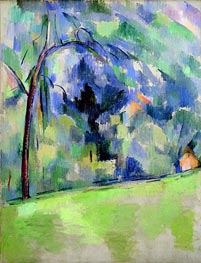 Cezanne | Morning in Provence, c.1900/06 | Giclée Canvas Print