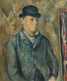 Cezanne | The Artist's Son, Paul | Giclée Canvas Print