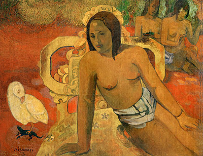 Vairumati, 1897 | Gauguin | Painting Reproduction