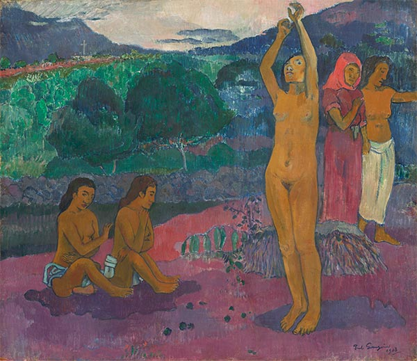 The Invocation, 1903 | Gauguin | Giclée Canvas Print