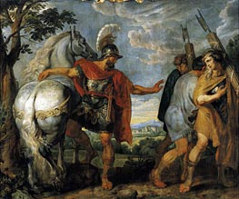 Rubens | The Dismissal of the Lictors | Giclée Canvas Print