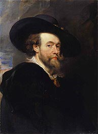 Rubens | Portrait of the Artist | Giclée Paper Print