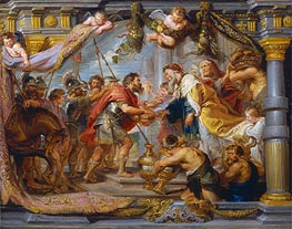 Rubens | The Meeting of Abraham and Melchizedek | Giclée Canvas Print