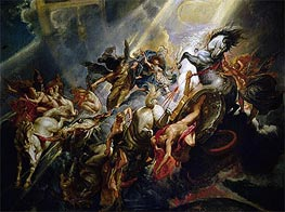 Rubens | The Fall of Phaeton | Giclée Canvas Print