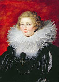 Rubens | Portrait of Madame de Vicq | Giclée Canvas Print