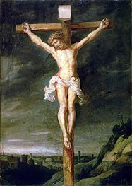Rubens | The Crucifixion, undated | Giclée Canvas Print
