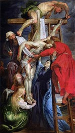 Rubens | The Descent from the Cross | Giclée Canvas Print