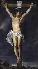 Rubens | Christ Crucified | Giclée Canvas Print