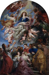 Rubens | Assumption of the Virgin | Giclée Canvas Print