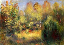 Renoir | The Glade, undated | Giclée Canvas Print