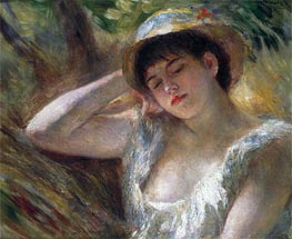 Renoir | The Sleeper | Giclée Canvas Print