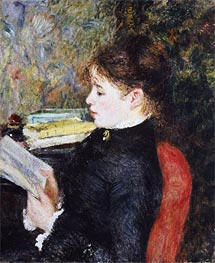 Renoir | The Reader | Giclée Canvas Print