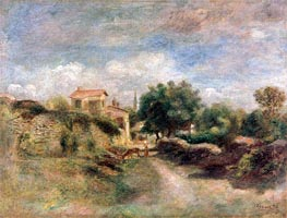 Renoir | The Farm | Giclée Canvas Print