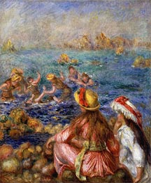 Renoir | The Bathers, 1892 | Giclée Canvas Print