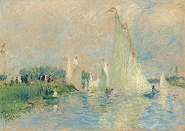 Renoir | Regatta at Argenteuil | Giclée Canvas Print