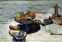 Pierre Bonnard | Table Laid for Dessert, c.1924 | Giclée Canvas Print