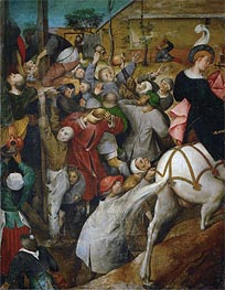 Bruegel the Elder | Saint Martin's Day | Giclée Canvas Print