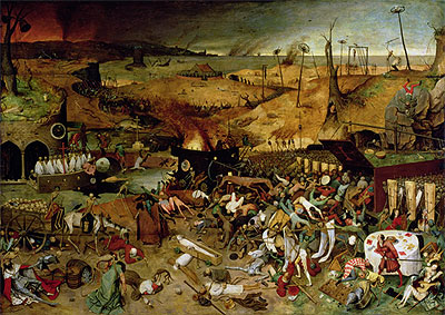 The Triumph of Death, c.1562 | Bruegel the Elder | Giclée Canvas Print