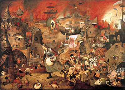 Dulle Griet (Mad Meg), 1564 | Bruegel the Elder | Giclée Canvas Print