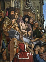 Quentin Massys | Christ presented to the People, c.1518/20 | Giclée Canvas Print
