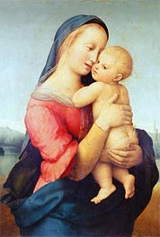 Raphael | The Tempi Madonna, 1508 | Giclée Canvas Print