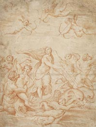 Raphael | The Triumph of Galatea, undated | Giclée Paper Print