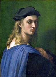 Raphael | Portrait of Bindo Altoviti, c.1515 | Giclée Canvas Print