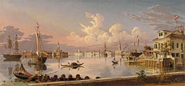Robert Salmon | View of Venice | Giclée Canvas Print