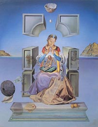 Dali | The Madonna of Port Lligat, 1949 | Giclée Canvas Print