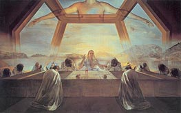 Dali | The Sacrament of the Last Supper | Giclée Canvas Print