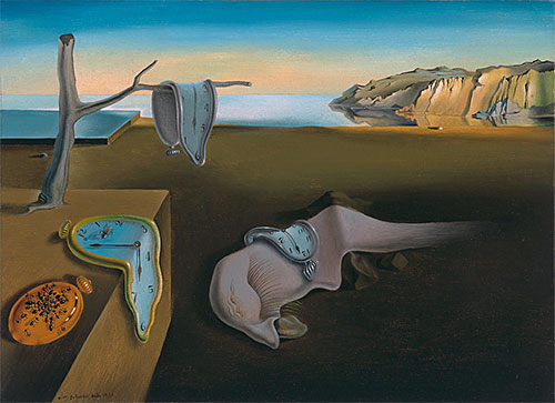 The Persistence of Memory, 1931 | Dali | Giclée Canvas Print