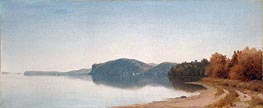 Sanford Robinson Gifford | Hook Mountain, Near Nyack, on the Hudson | Giclée Canvas Print