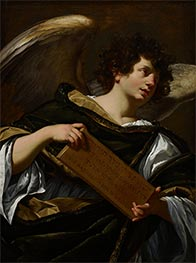 Simon Vouet | The Superscription from the Cross, 1627 | Giclée Canvas Print