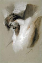 Landseer | Christ on the Cross after Rubens | Giclée Canvas Print