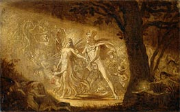 Joseph Noel Paton | The Quarrel of Oberon and Titania | Giclée Canvas Print