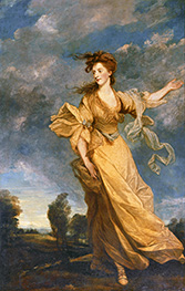 Reynolds | Lady Jane Halliday | Giclée Canvas Print
