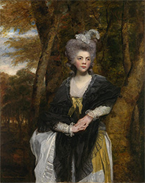 Reynolds | Lady Frances Finch | Giclée Canvas Print