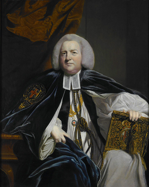 Robert Hay Drummond, Archbishop of York, 1764 | Reynolds | Giclée Canvas Print