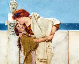 Alma-Tadema | Motherly Love, Undated | Giclée Paper Print