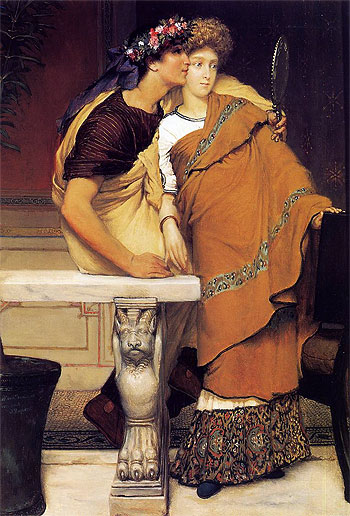 The Honeymoon, 1868 | Alma-Tadema | Giclée Canvas Print