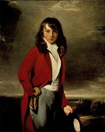 Thomas Lawrence | Portrait of Arthur Atherley as an Etonian | Giclée Canvas Print