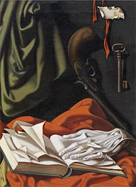 Lempicka | The Key | Giclée Canvas Print