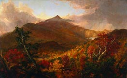 Thomas Cole | View of Schroon Mountain, Essex County, New York, After a Storm, 1838 | Giclée Canvas Print