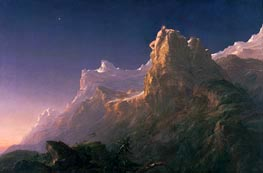 Thomas Cole | Prometheus Bound | Giclée Canvas Print