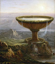 Thomas Cole | The Titan's Goblet | Giclée Canvas Print