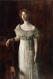 Thomas Eakins | The Old-Fashioned Dress (Portrait of Helen Montanverde Parker), c.1908 | Giclée Canvas Print