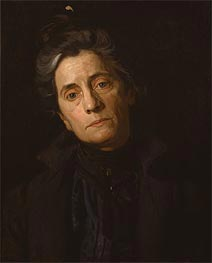Thomas Eakins | Portrait of Mrs. Thomas Eakins, c.1899 | Giclée Canvas Print
