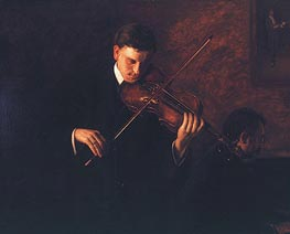 Thomas Eakins | Music, 1904 | Giclée Canvas Print