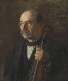 Thomas Eakins | Major Manuel Waldteufel, 1907 | Giclée Canvas Print