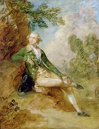 Gainsborough | Edward Augustus, Duke of Kent, c.1787 | Giclée Canvas Print